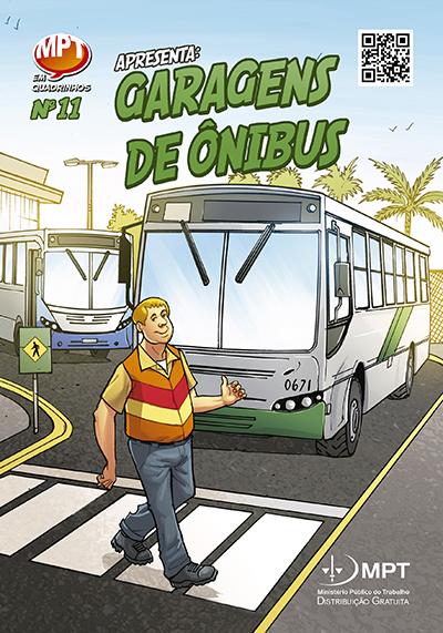Garagens de Ônibus