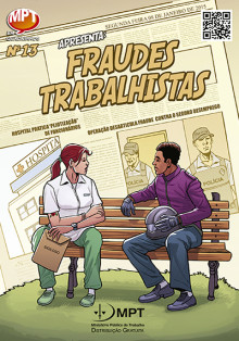 Revista 13 - Fraudes trabalhistas