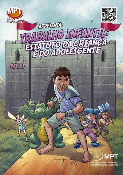 Revista 21 - Trabalho Infantil - ECA