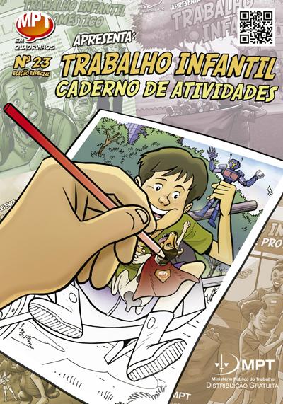 Trabalho Infantil: Caderno de Atividades
