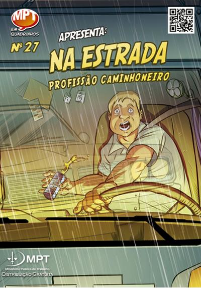 Revista 27 - Caminhoneiros