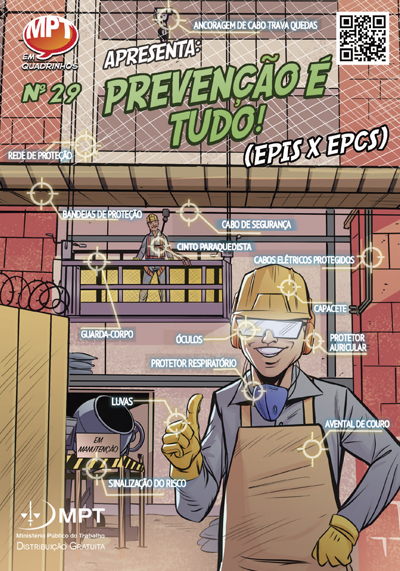 Número 29 - Proteção é Tudo: EPI X EPC