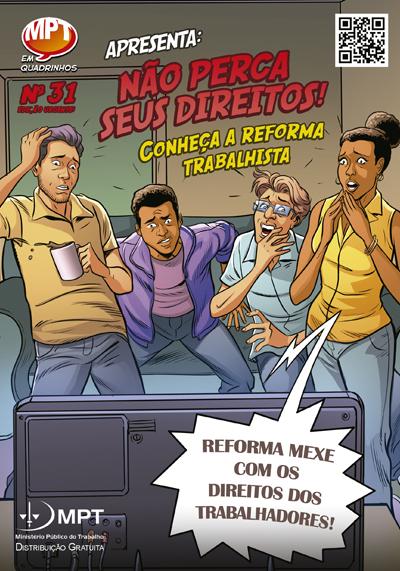 Revista 31 - Reforma Trabalhista