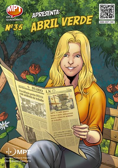 Revista 35 - Abril Verde
