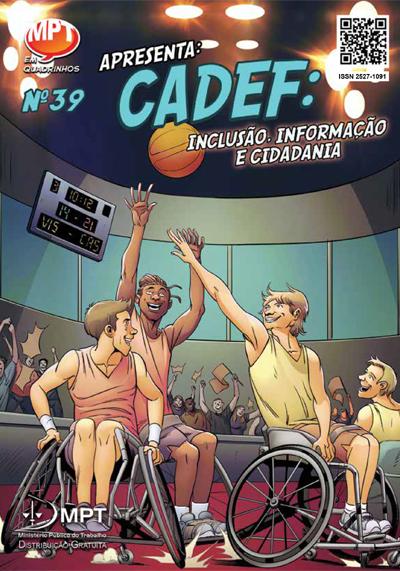 CADEF: Inclusão, Informação e Cidadania